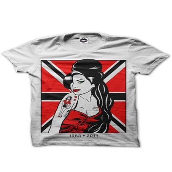 Image of Amy Winehouse (LIMITED EDITION) T-Shirt