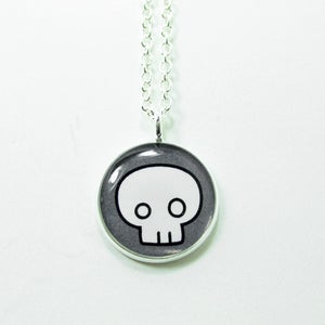 Image of Skull Necklace