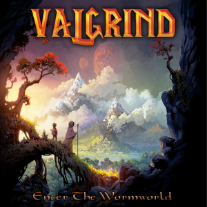 Image of Valgrind - Enter The Wormworld
