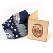 Image of // KEN DIAMOND WALLET AND BANDANA