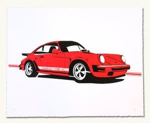 Image of Porsche 911 (color)