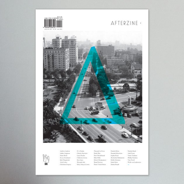 Image of Afterzine, Issue 2