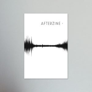 Image of Afterzine, Issue 1