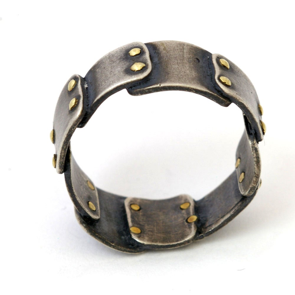 Image of Silver Plate Ring