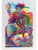 Image of Carnovsky 'Horseman No.4' artwork