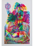 Image of Carnovsky 'Horseman No.2' Artwork