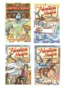 Image of The Adventures of Munford Set (includes Books 1-4)