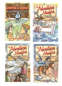 Image of The Adventures of Munford (Choose from Books 1-4)