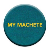 Image of My Machete Pin