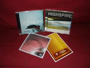 Image of Highspire CD Lot