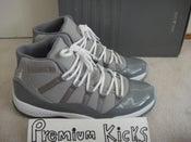 """Image of Air Jordan Retro 11""""Cool Grey"""""""