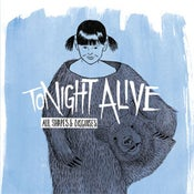 "Image of TONIGHT ALIVE ""All Shapes and Disguises"" TDR002"