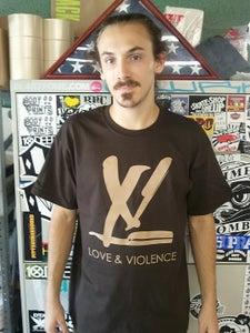 Image of Love & Violence