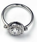 Image of Diamond Forever Ring