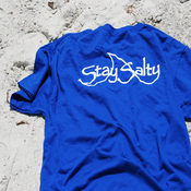 Image of Pacific Blue Logo Tee