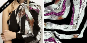 Image of setaria - soffio foulard