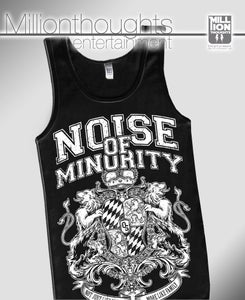 Image of Noise Of Minority - Crest Tanktop