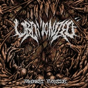 Image of Oblivionized 'Aborrent Evolution' EP