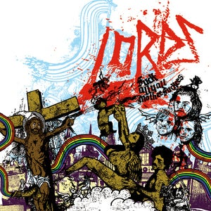 """Image of LORDS - """"Fuck All Y'All Motherfuckers"""" LP"""