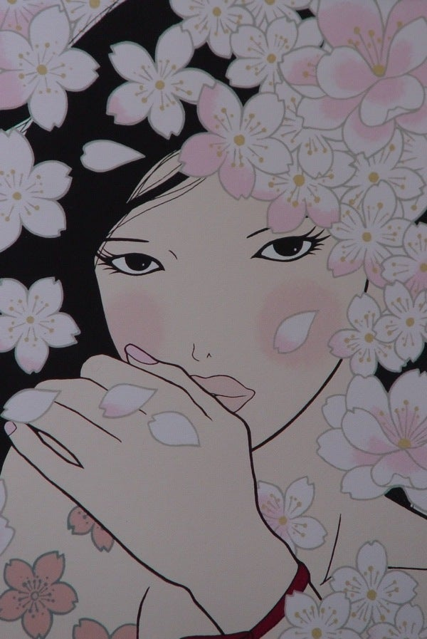 Image of YUMIKO KAYUKAWA - Country of Cherry Blossom (Paper)