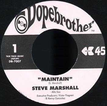 Image of DB7007-STEVE MARSHALL