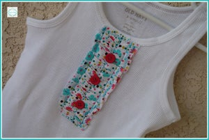 Image of Lucy Ruffled Tank Top. Size 5 - Eisley Rae