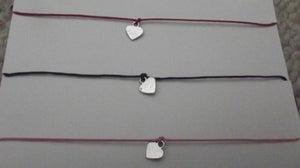 Image of Two Love Friendship Bracelets