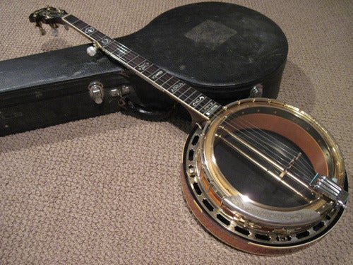 Quot Sold Quot Iida 240 Vintage Masterclone 5 String Banjo