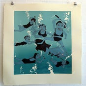 Image of Syrkus- Resourceful Hunters- Team Recoat Screen Print