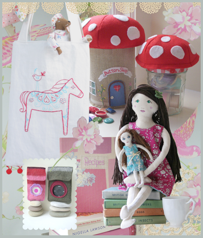 Image of Stitch Village Collection, Vol 1