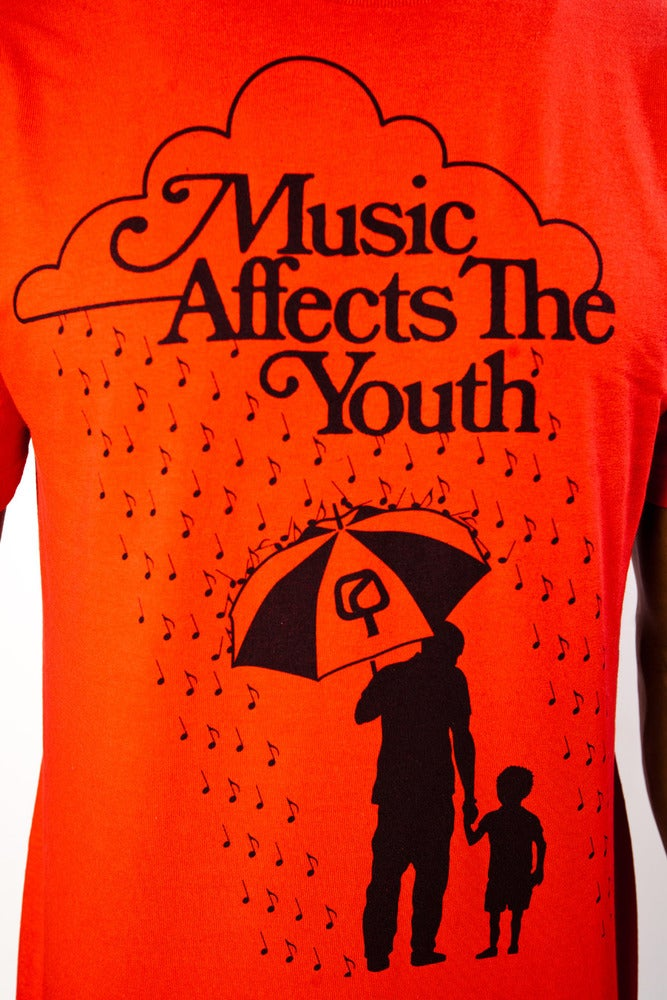 Image of MUSIC AFFECTS THE YOUTH