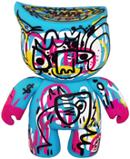 Image of Jinny Bigtop by Jon Burgerman