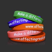 Image of Charity Wristband