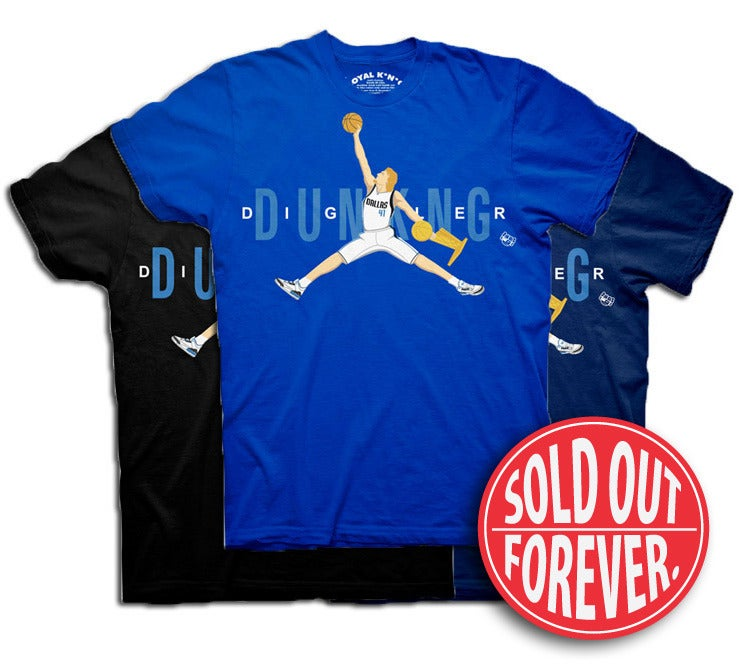 Image of DunKNG Diggler (Royal Blue/Black/Navy)