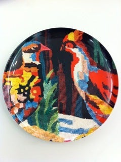 Image of pheasant plate