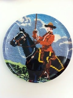 Image of mounty plate
