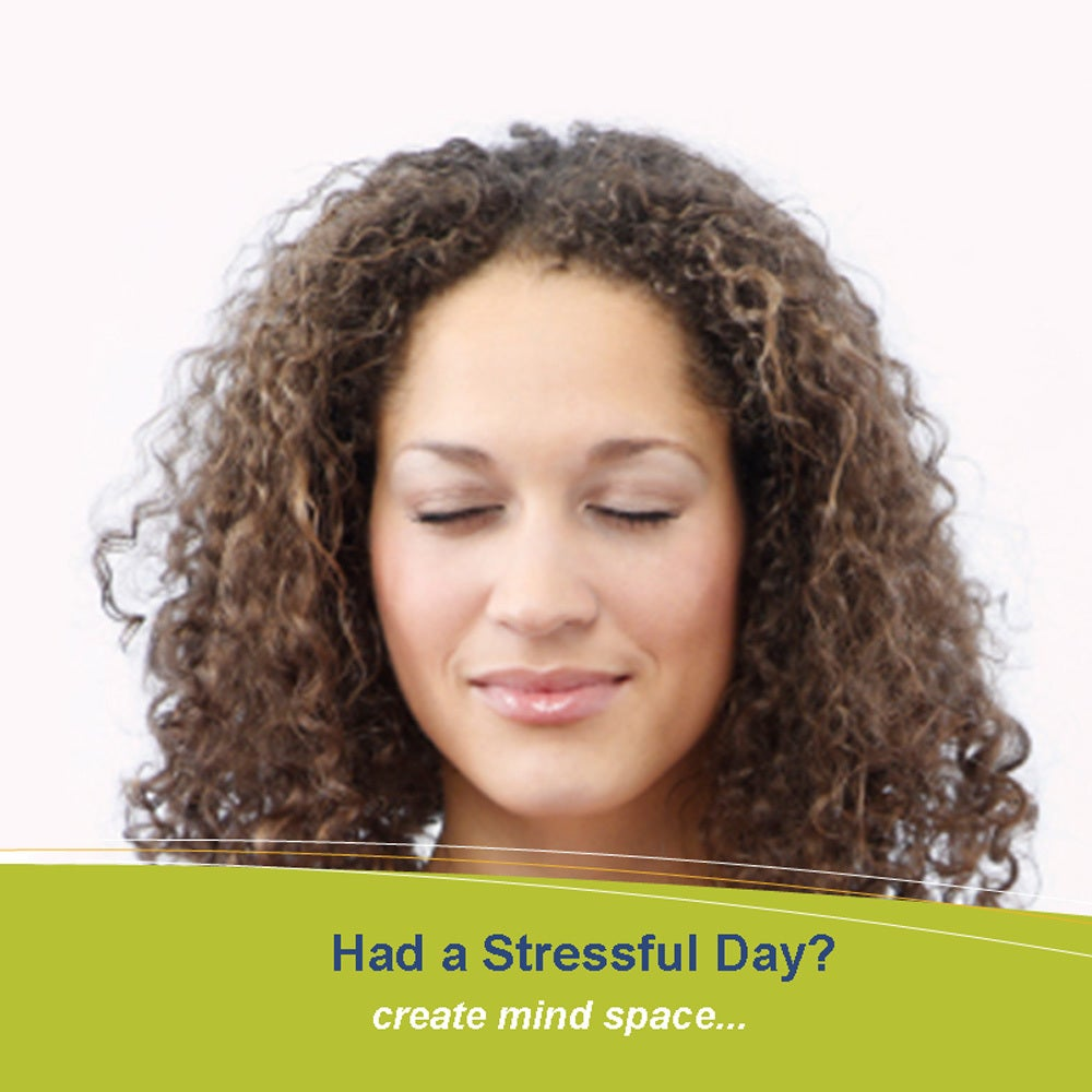 Image of Had a Stressful Day?  Double Meditation CD