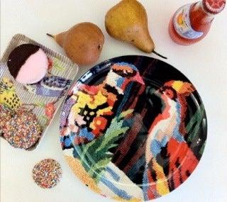 Image of pheasant plate
