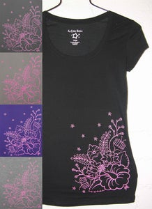 Image of Summer Floral T-shirt