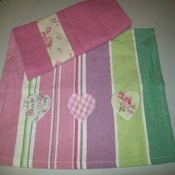 Image of Teatowels set of 2