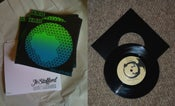 "Image of Collider - Snakes with Wings split 7"" single (with limited edition screenprint) SOLD OUT"