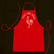 Image of Kiss the Cock Apron