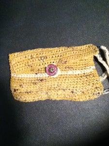 Image of beachie wristlet