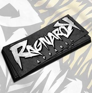 Image of Ragnarok Logo Sticker