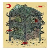 "Image of ""An Ancient House"" Giclee print"
