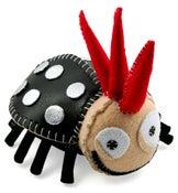 Image of Johnny the Punk Jumble Bug
