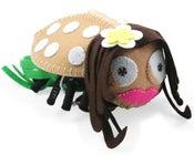 Image of Leilani the Hula Girl Jumble Bug