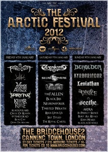 Image of THE ARCTIC FESTIVAL (UK) - WEEKEND TICKET