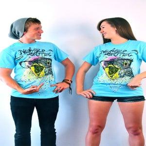 Image of NOF Nerd Bird shirt