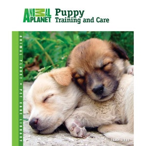 Image of Animal Planet Puppy Training and Care Book in the category  on Uncommon Paws.